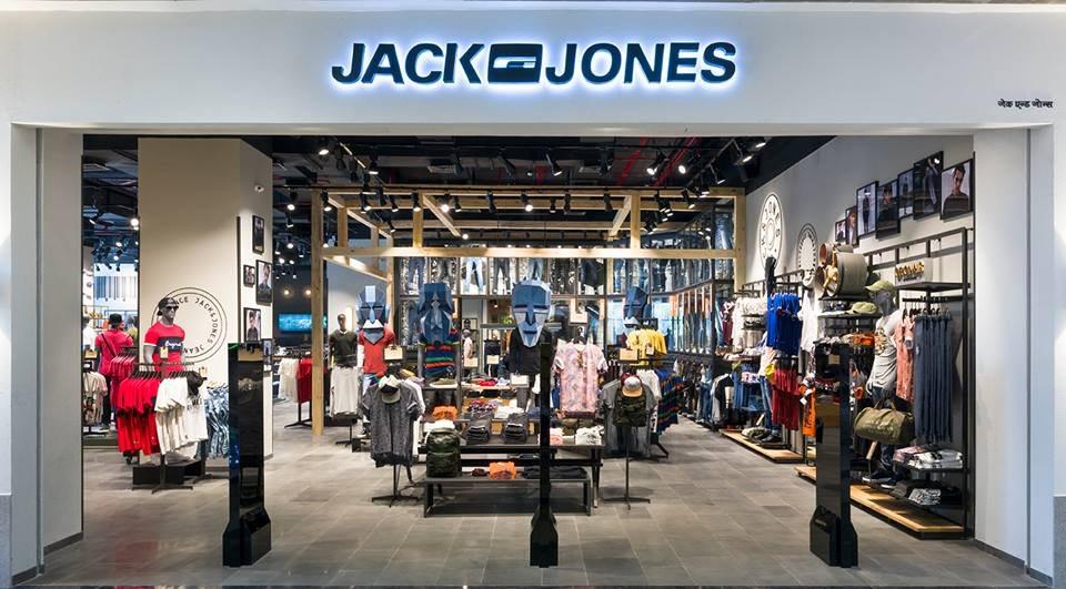Jack & Jones elante mall chandigarh