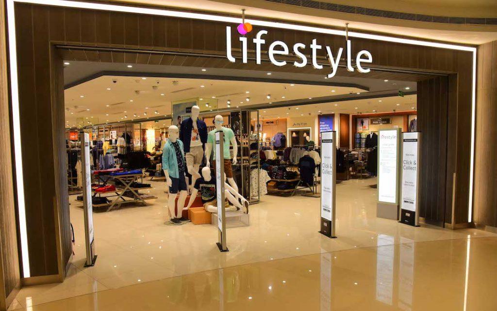 Lifestyle elante mall chandigarh