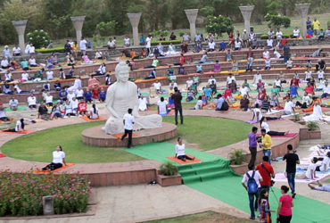 Yoga Day Chandigarh