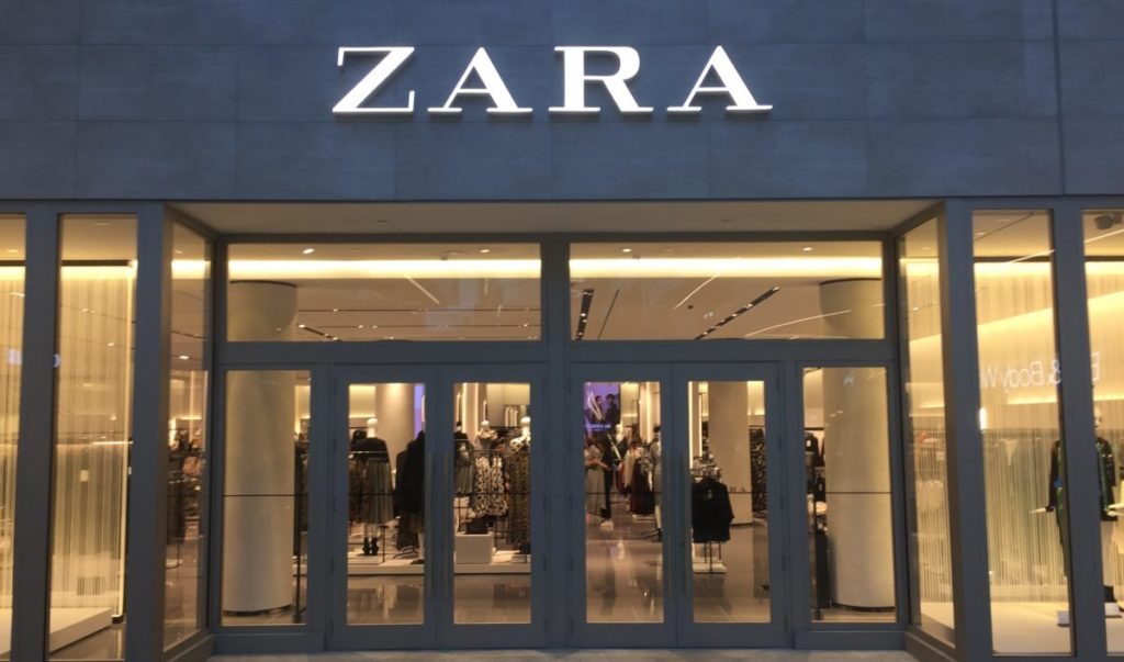 Zara Elante Mall Chandigarh