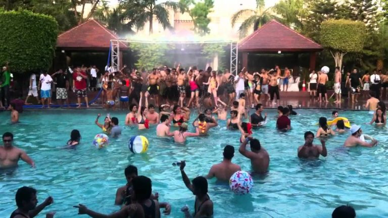 Top 5 Pool Party Places In Chandigarh