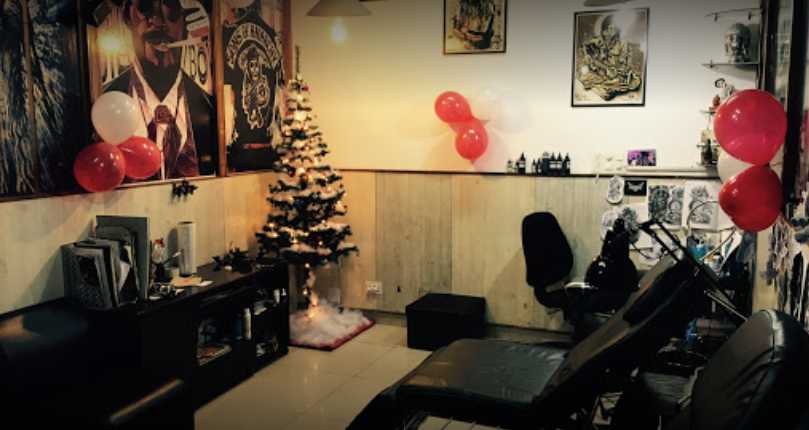 23 Guns Tattoo Chandigarh