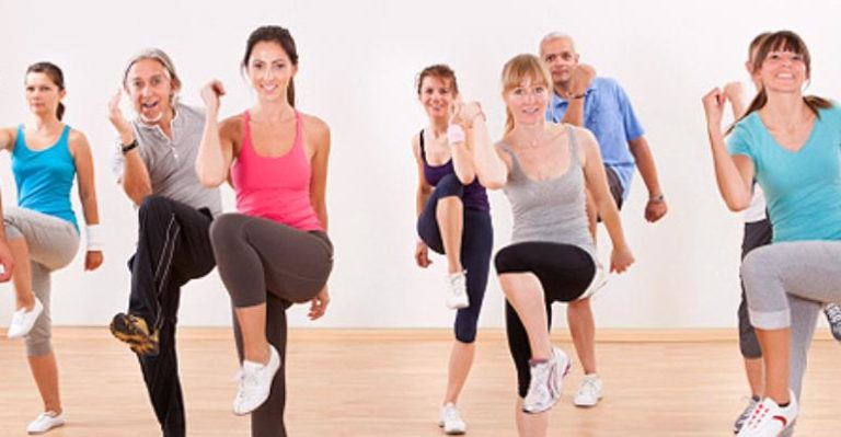 Find Out The Best Aerobic Classes in Chandigarh