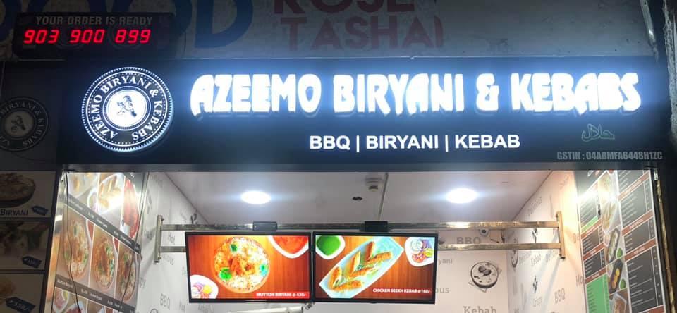 Azeemo Biryani & Kebabs