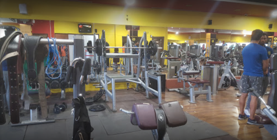 Gold's Gym Panchkula