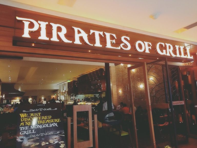 Pirates Of Grill Chandigarh: Ideally for Real Grill Masters!
