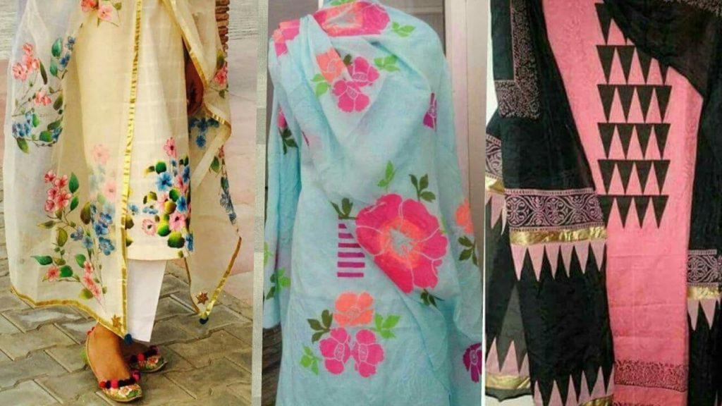 Punjabi suit designer boutique in Chandigarh