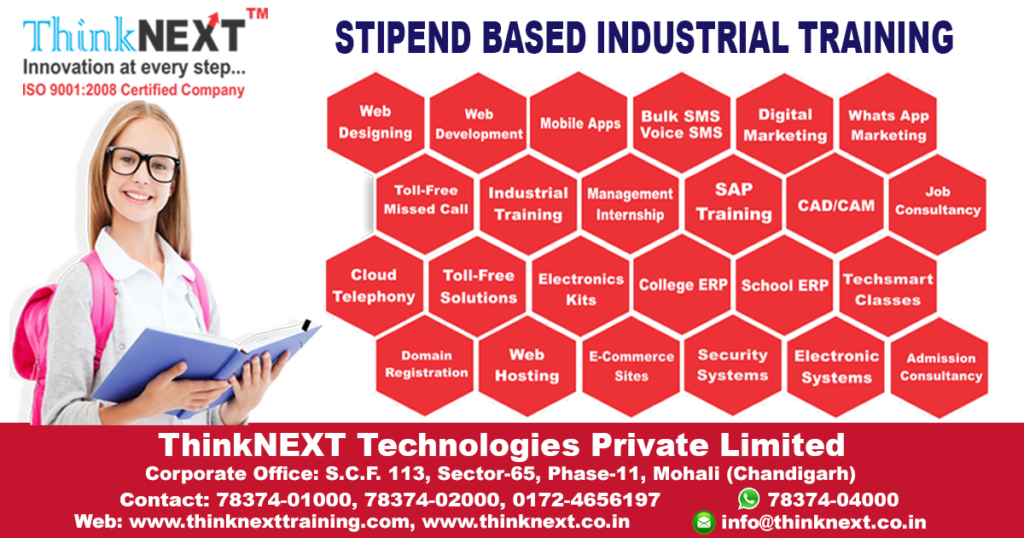 Think Next Technologies Chandigarh