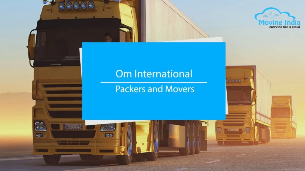Om International Packers and Movers Mohali