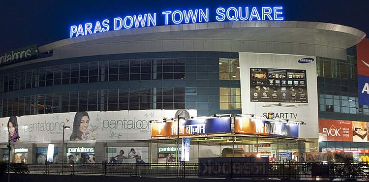 Paras DownTown Square Mall, Chandigarh