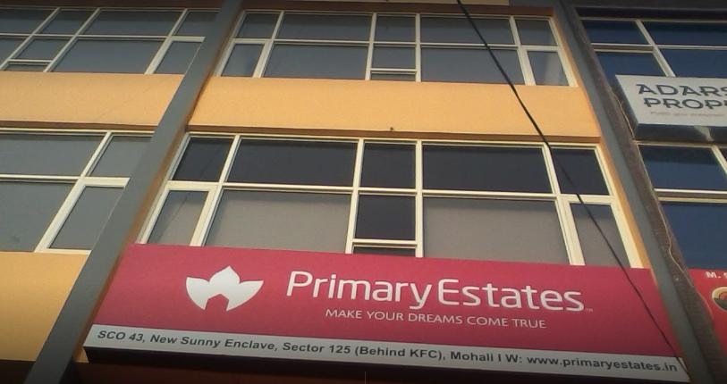 Primary Estates & Developers Pvt. Ltd