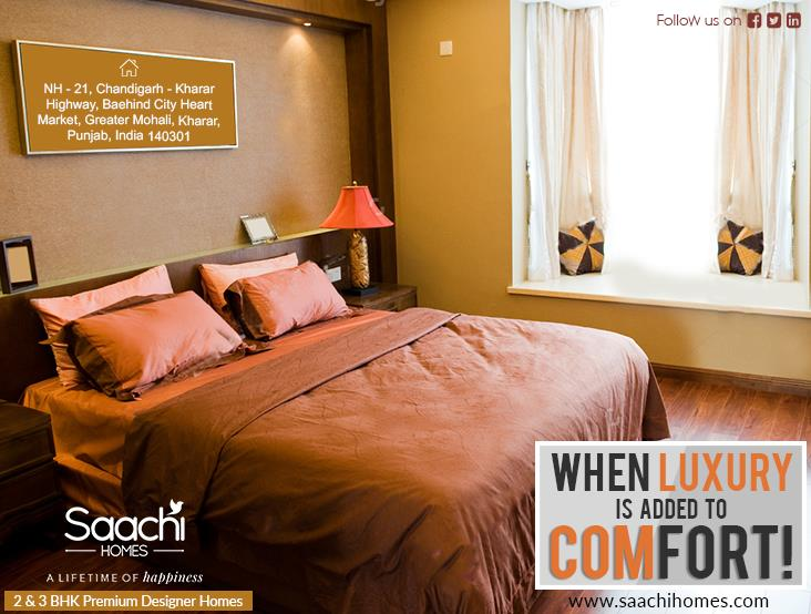 At Saachi Homes, We Create Abodes Not Just Buildings!