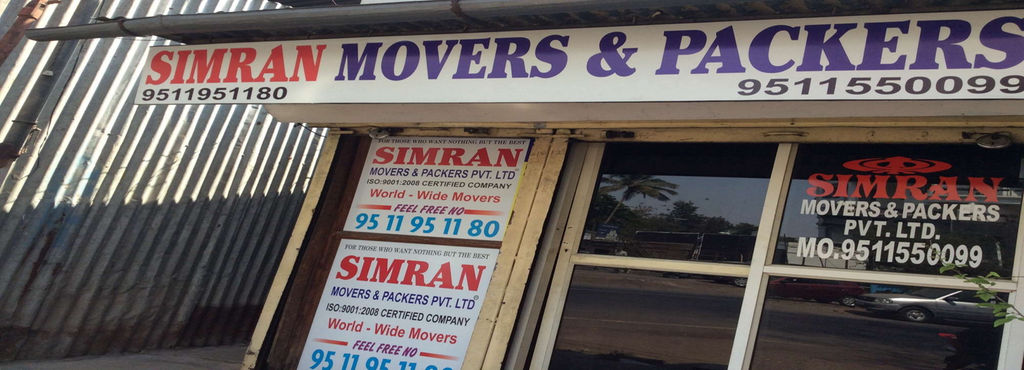 Simran Packers and Movers Mohali
