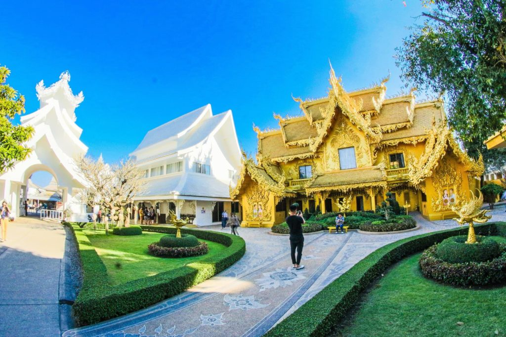 The mesmerizing beauty of the Grand Palace