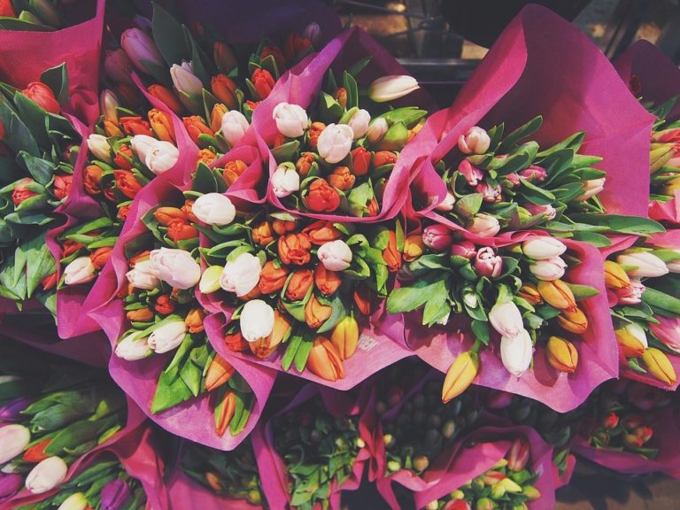 Top 10 Flower Shops in Chandigarh To Buy Bouquets