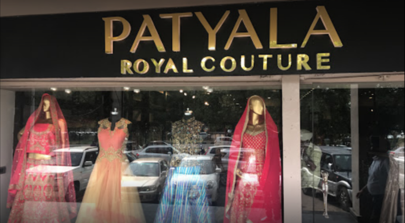 Patyala Royal Couture Chandigarh