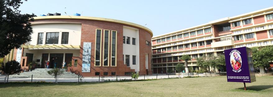 St. Anne's Convent School Chandigarh