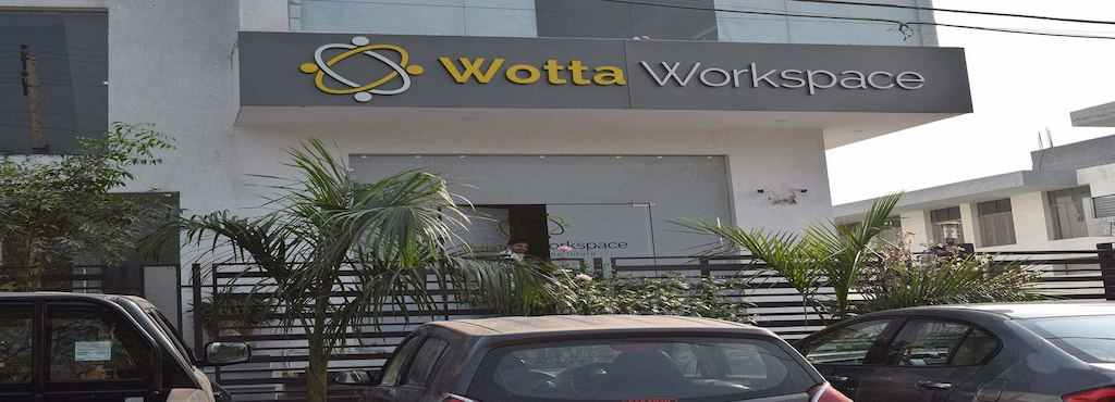 Wotta Workspace Mohali
