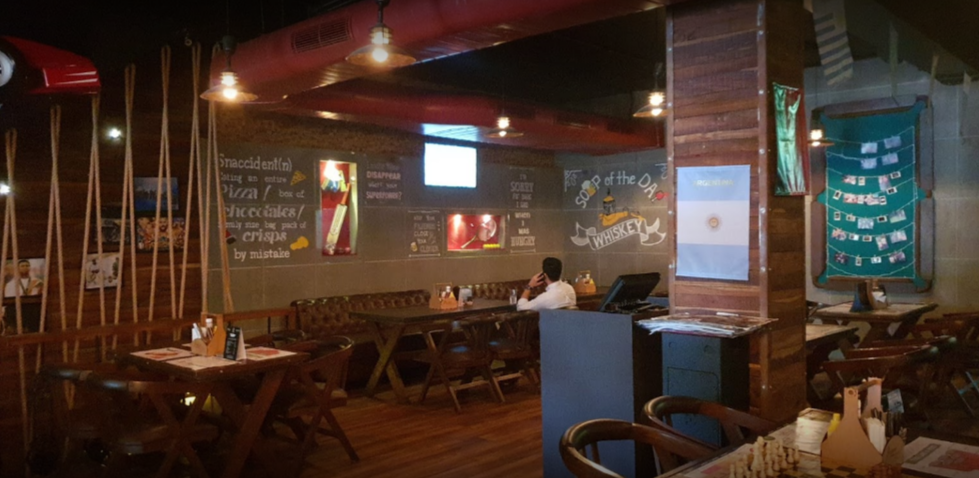 Xtreme Sports Bar and Grill, Chandigarh