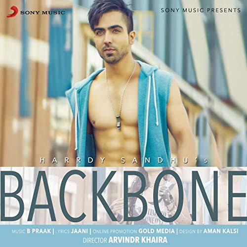 Backbone hardy sandhu