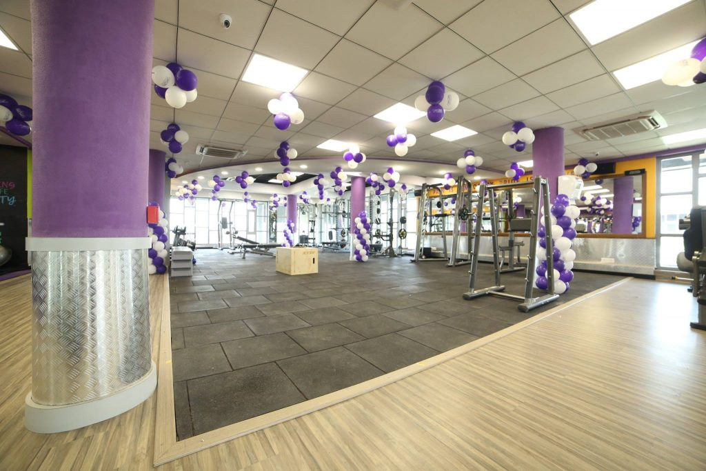 Anytime Fitness chandigarh