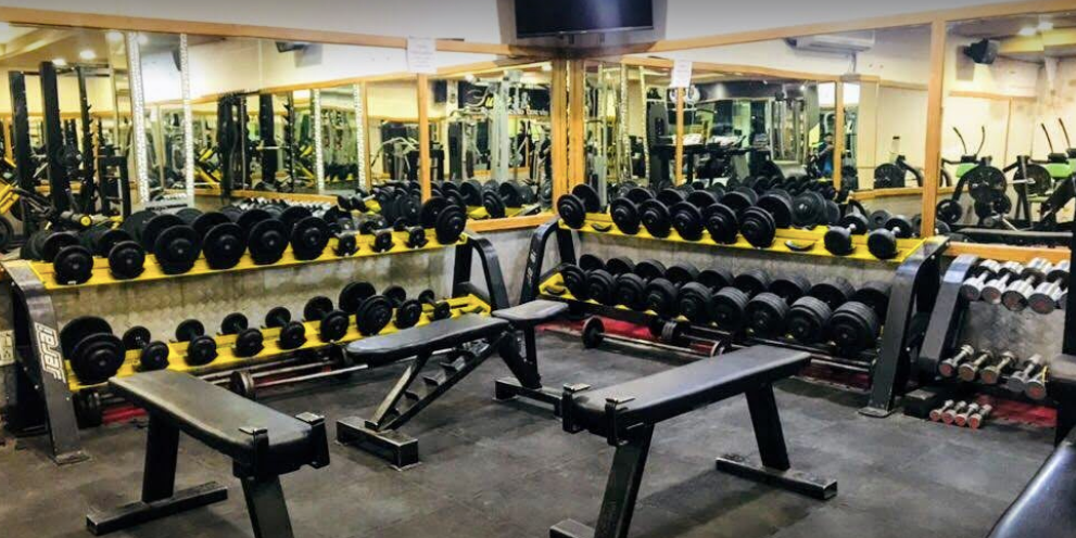 Fitness Lounge chandigarh