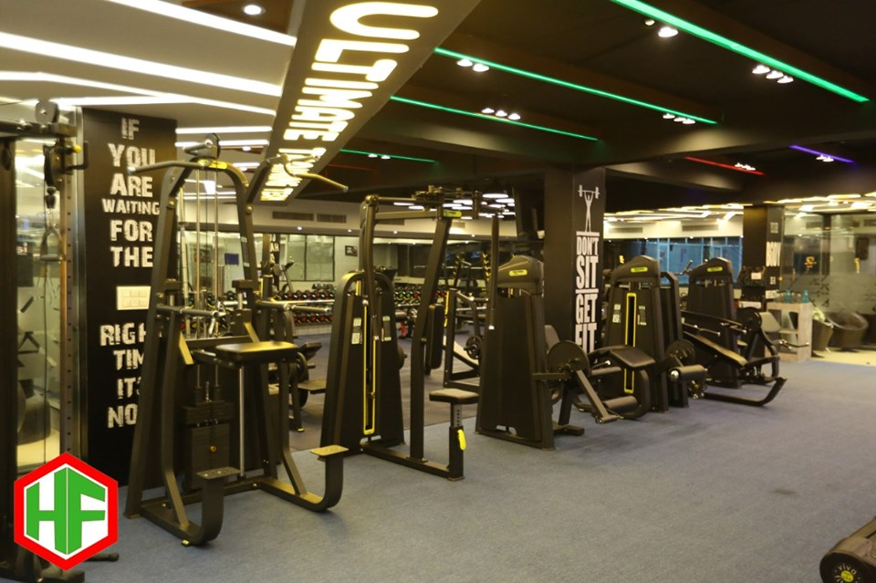 Human Fitness chandigarh