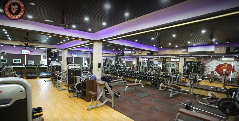 Ultimate Fitness Gym chandigarh