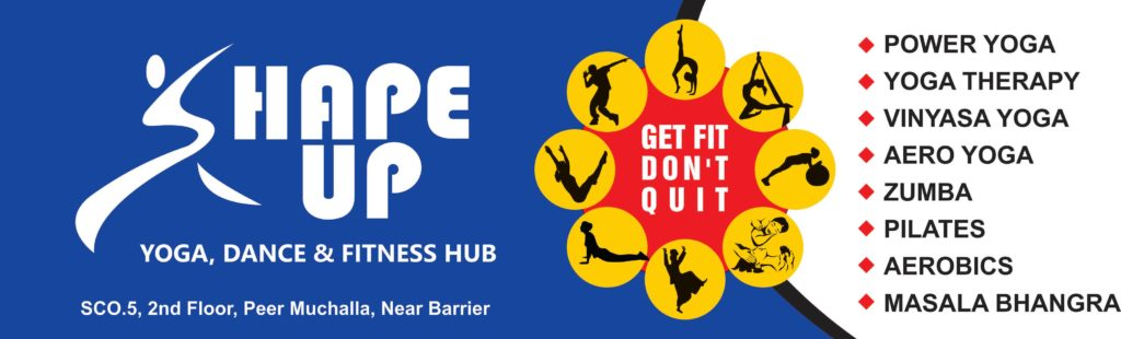 Shape Up Fitness Hub