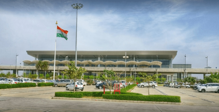 Let's Catch Sight of Chandigarh Airport
