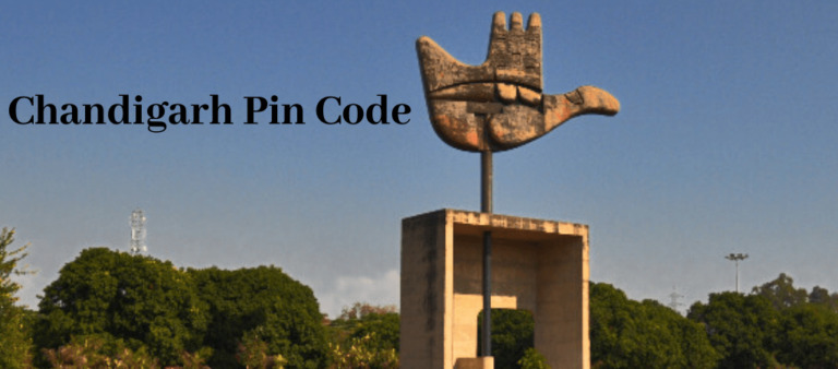Chandigarh Pin Code of Its All Sectors