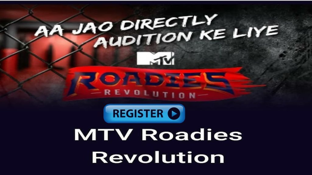 MTV Roadies Revolution Auditions