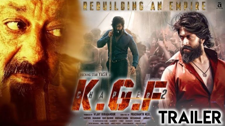 KGF Chapter 2, The Comeback of The King of Mines